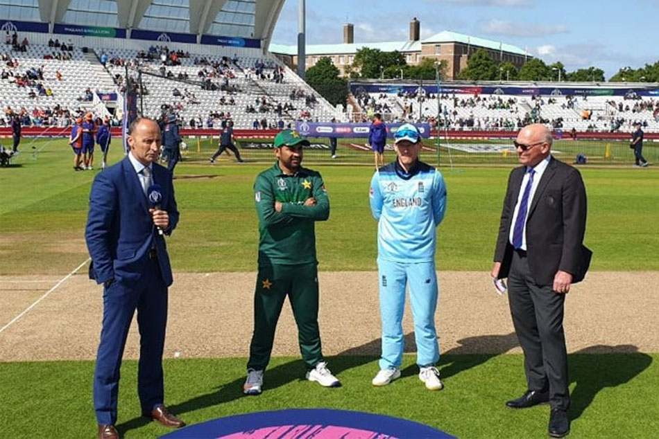 CWC 2019: England vs Pakistan Live Cricket Score: England win toss, elect to bowl