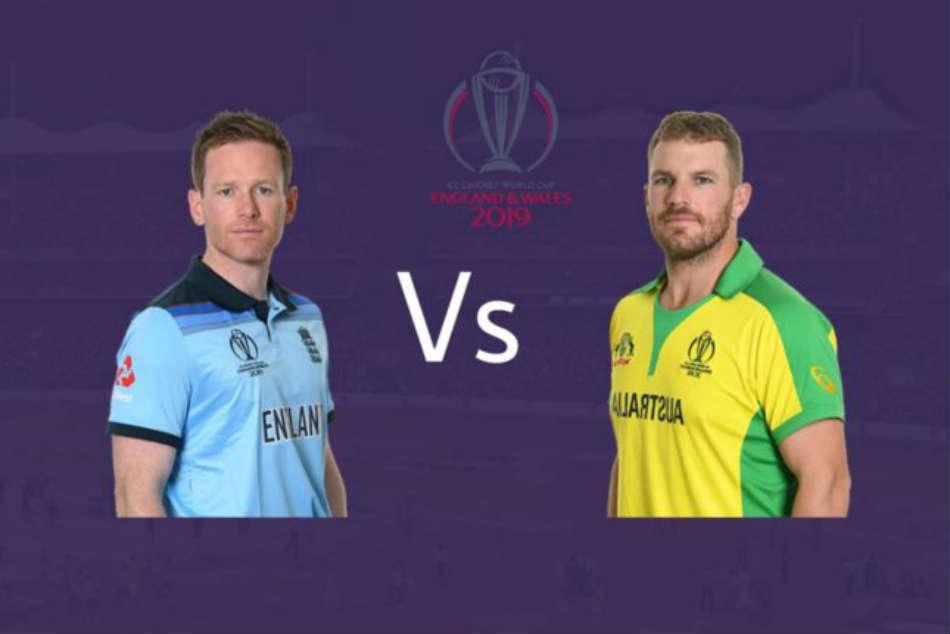 Icc Cricket World Cup 2019 England Vs Australia England Have Won The Toss