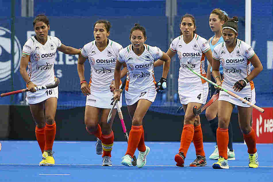 Indian Womens Hockey Team Beats Chile, Secures Berth in Olympic Qualifiers Final Round