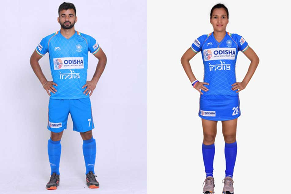 Hockey India unveils new playing kit ahead of Olympics qualifiers