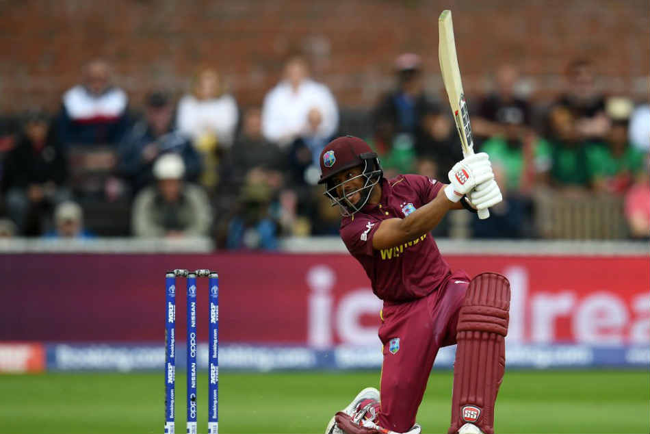 ICC Cricket World Cup 2019: The West Indies skipper has just hit the biggest six of the tournament!