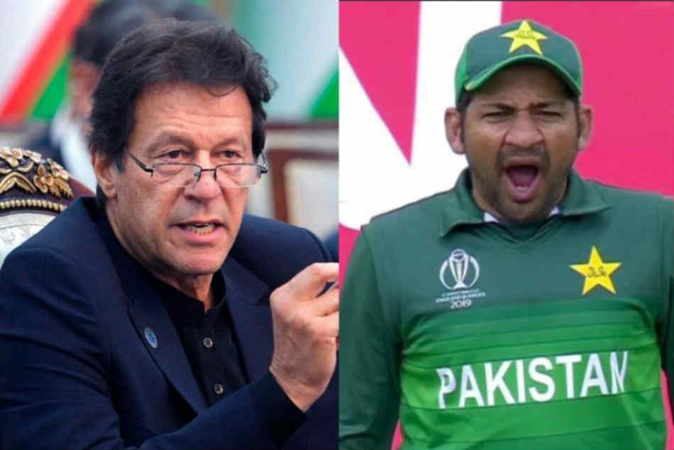 If Sarfaraz lift the World Cup and became the Prime Minister of Pak like Imran Khan?