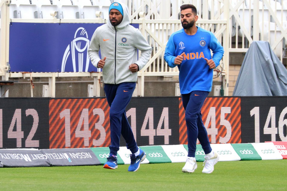 ICC Cricket World Cup 2019: Rain halts India vs NZ World Cup match, Best memes and jokes to spend your time on
