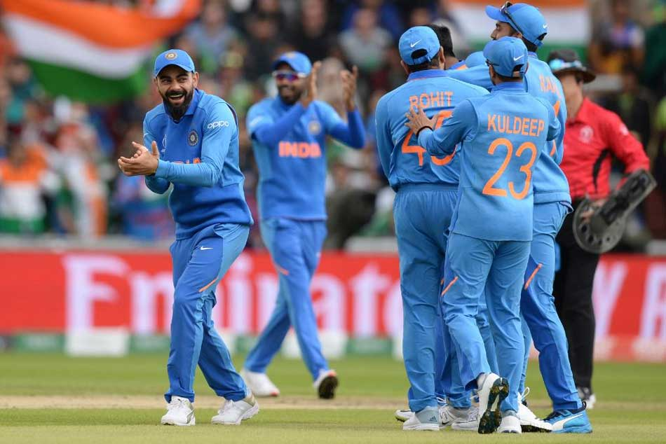 ICC Cricket World Cup 2019: India pip England to become No 1 ODI team in ICC rankings