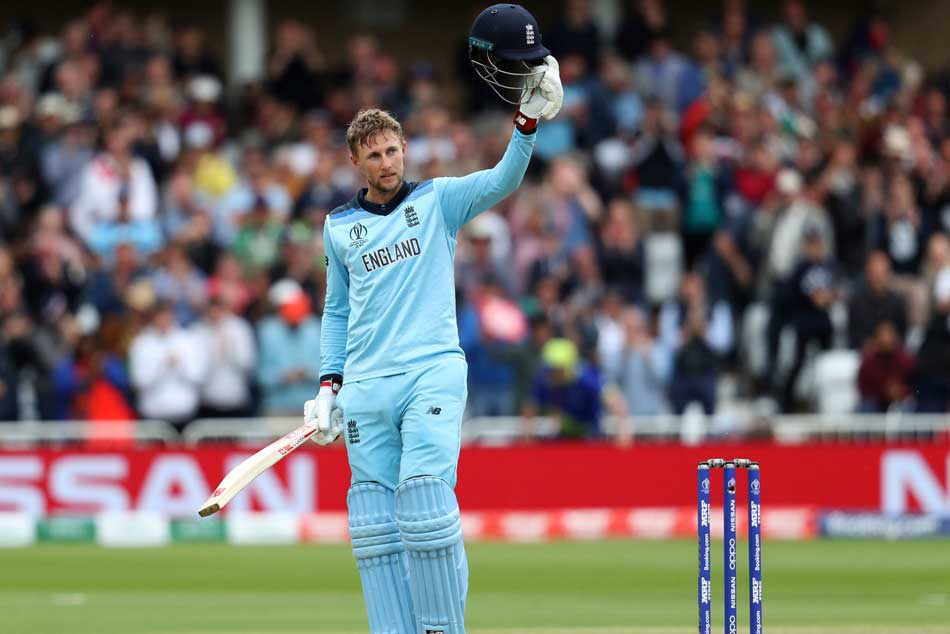 ICC Cricket World Cup 2019: Joe Root Scored 1st Century of This World Cup