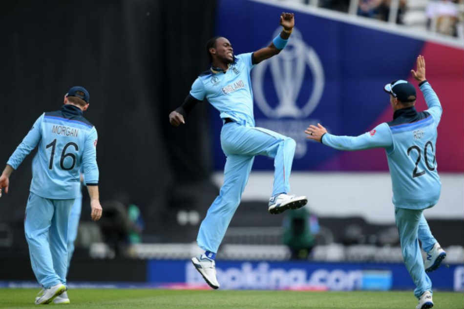 Jofra Archer On His Remarkable Delivery Which Hit The Bail And Went For A Six