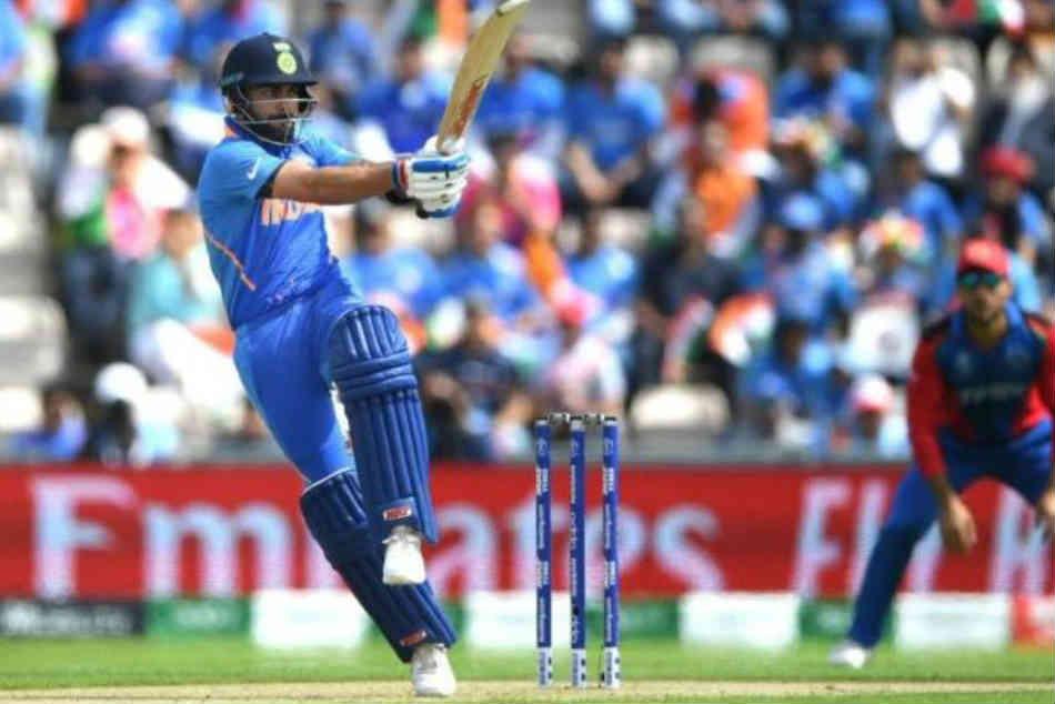 Virat Kohli Consecutive 3rd Half Century In Icc Cricket World Cup