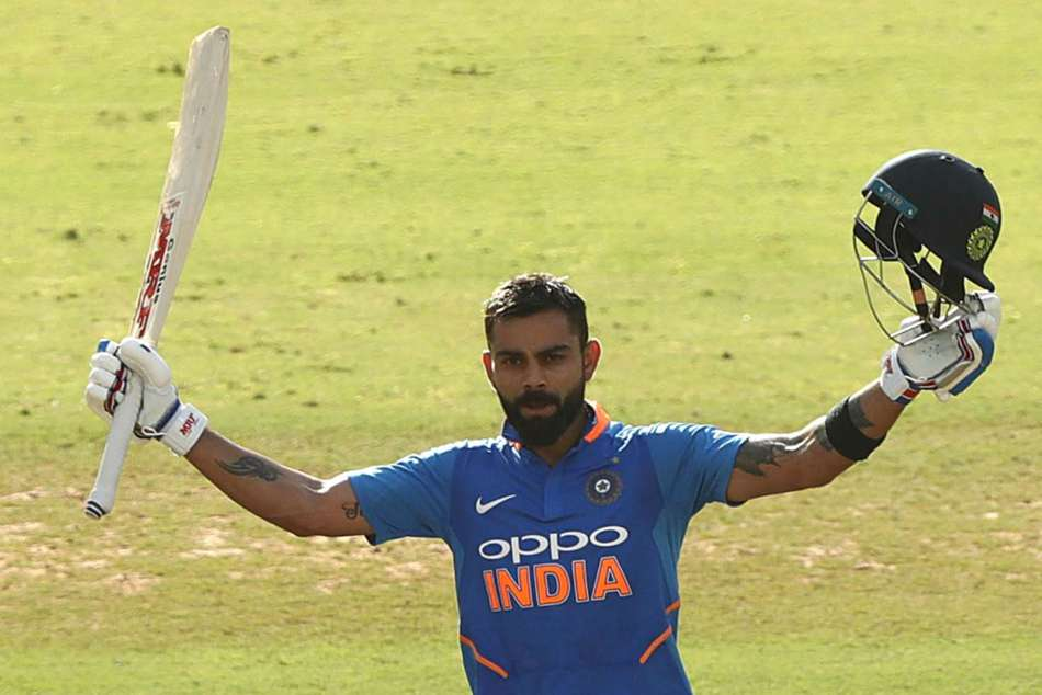 India vs West Indies: Virat Kohli 37 Runs Away From Overtaking Sachin Tendulkar, Brian Lara to Bag World Record