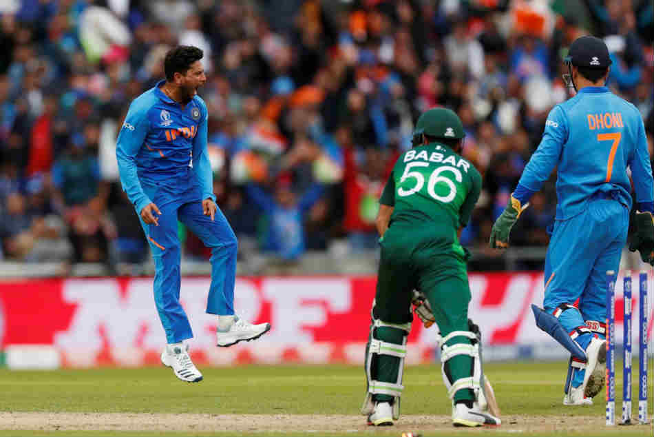 India vs Pakistan, ICC World Cup 2019: Kuldeep Yadav revives 'ball of century' memories