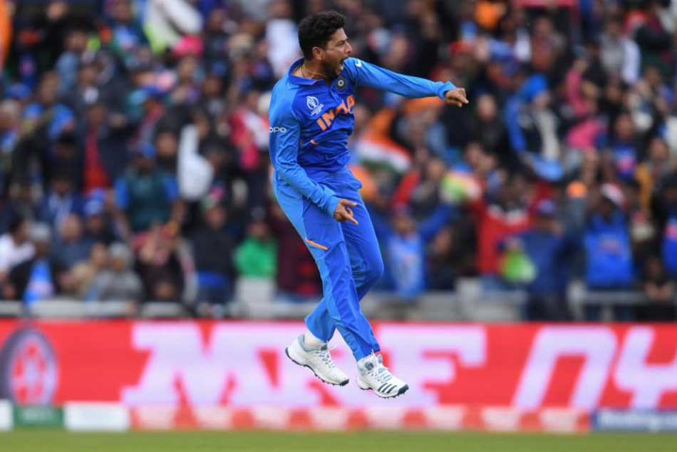 CWC 19, India vs Pakistan: Pakistan tumble after century stand, Hardik Pandya & Kuldeep Yadav on Fire