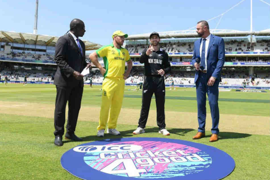 Australia vs New Zealand Live Score, ICC World Cup 2019 Match at Lords: Australia Wins Toss, Elect to Bat First