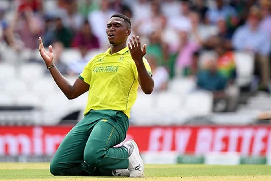 Watch: Frustrated Lungi Ngidi Nearly Hits Tamim Iqbal With His Throw