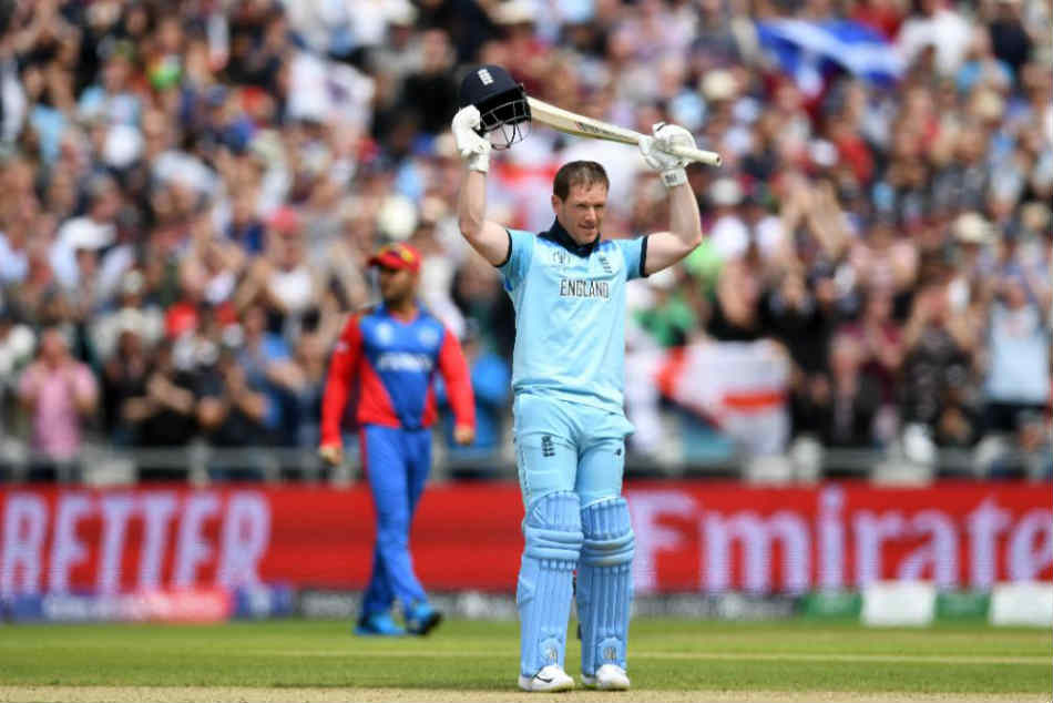 England vs Afghanistan Live Score, World Cup 2019: Eoin Morgan 148 powers England to 397/6