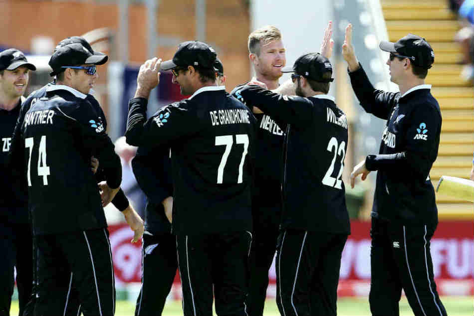 Icc Cricket World Cup 2019 Afghanistan Vs New Zealand New Zealand