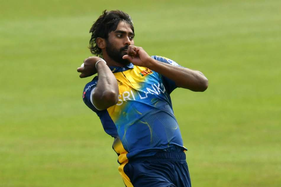 ICC Cricket World Cup 2019: Sri Lanka Pacer Nuwan Pradeep out of remainder of World Cup due to Chickenpox