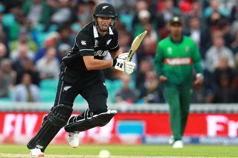 Cwc19 Bangladesh Vs New Zealand Ross Taylor Stars As New Zealand Survive Bangladesh