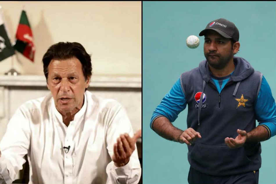 Sarfaraz Ahmed Ignores Pakistan PM Imran Khan's Toss Advice And the Internet Has a Field Day