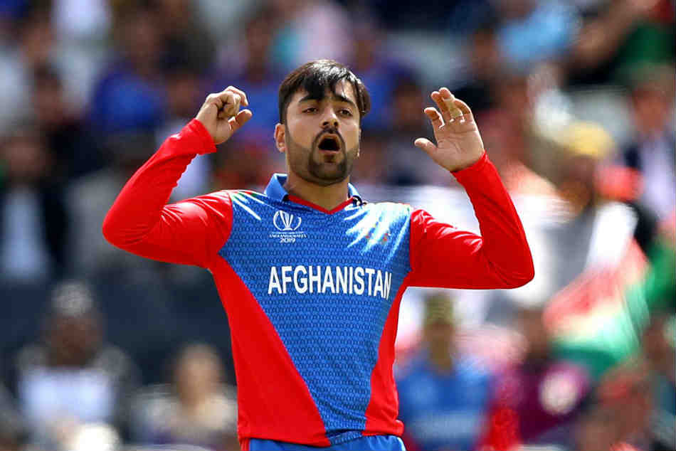 Rashid Khans 110 of 9 Overs Becomes Most Expensive Bowling Figures in World Cup History