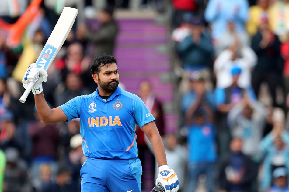 CWC 2019: List of Records Rohit Sharma Created With His Match-winning Century Against South Africa