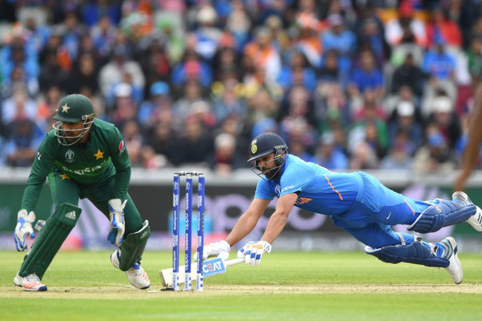 CWC19, India vs Pakistan: Rohit Sharma 2nd Indian after Virat Kohli to hit World Cup hundred againest Pakistan