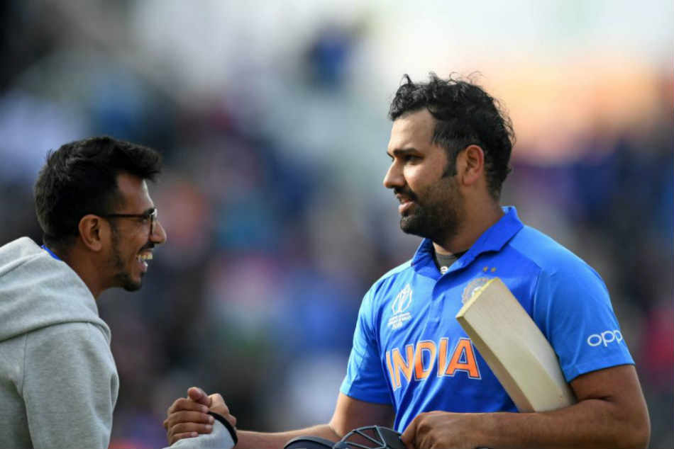 Cwc 2019 India Vs South Africa Rohit Sharma Makes A Statement