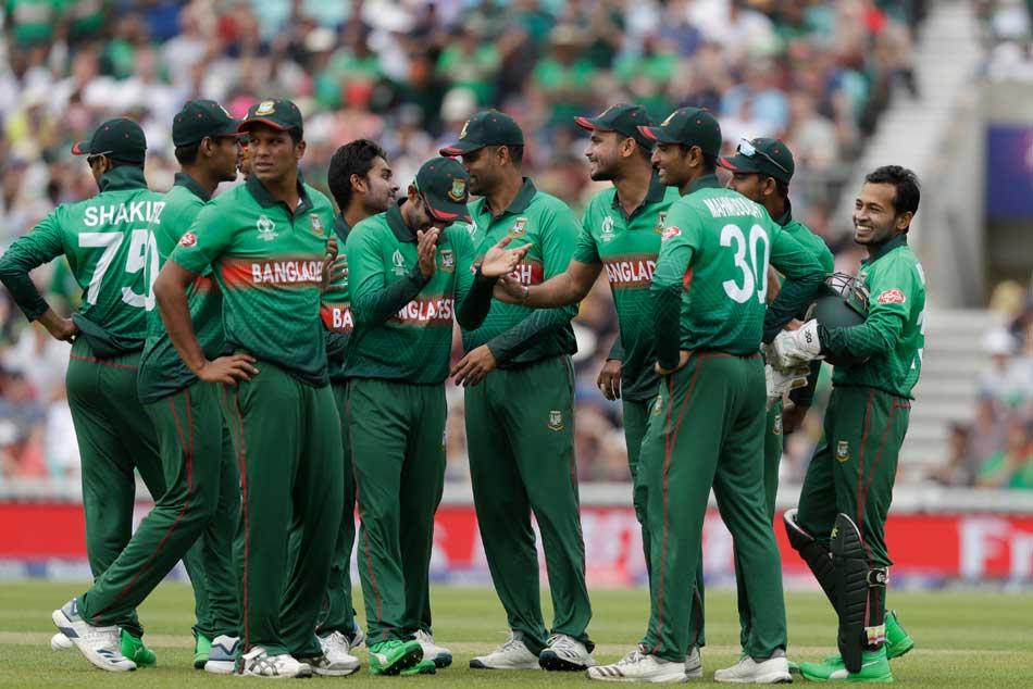 Icc Cricket World Cup 2019 Africa Vs Bangladesh Match Bangladesh Register 21 Run Win