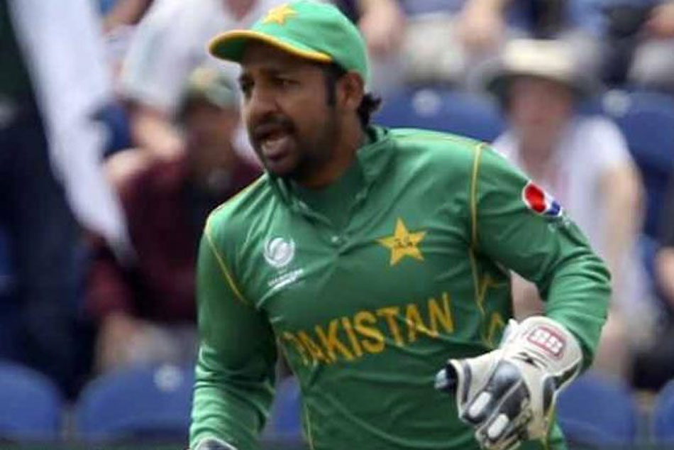 Cwc 19 Pakistan Vs Afghanistan Pakistan Captain Sarfaraz Ahmed Fails Hilariously