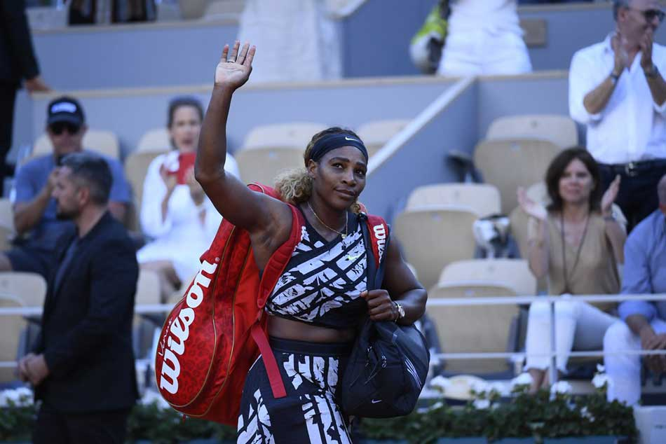 French Open 2019: Tennis Stars Serena Williams and Naomi Osaka Lose in the Third Round