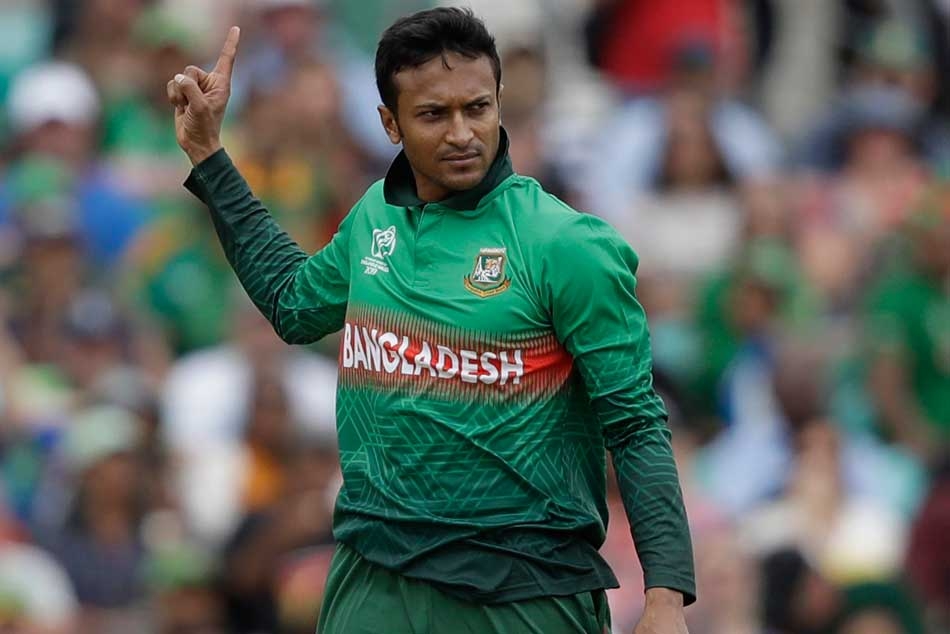 Shakib Al Hasan Becomes Fastest To Score 5000 Runs And 250 Wickets in ODI