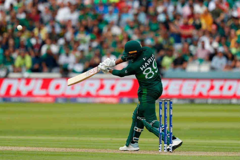 Pakistan Vs South Africa Haris Sohail Third Pakisan Crickter Highest Strike Rate In World Cup