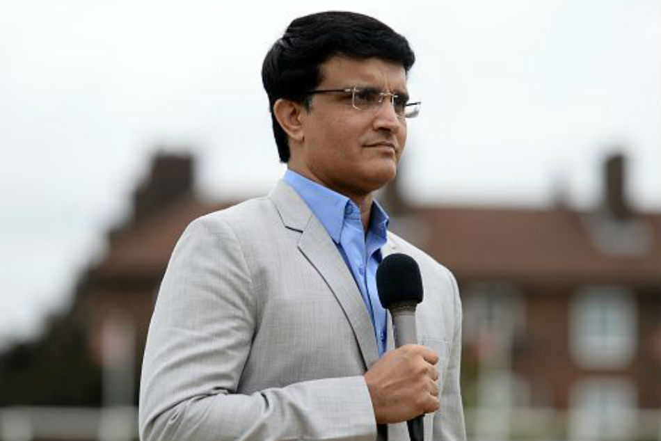 Sourav Ganguly suggests a solution after India-New Zealand washout