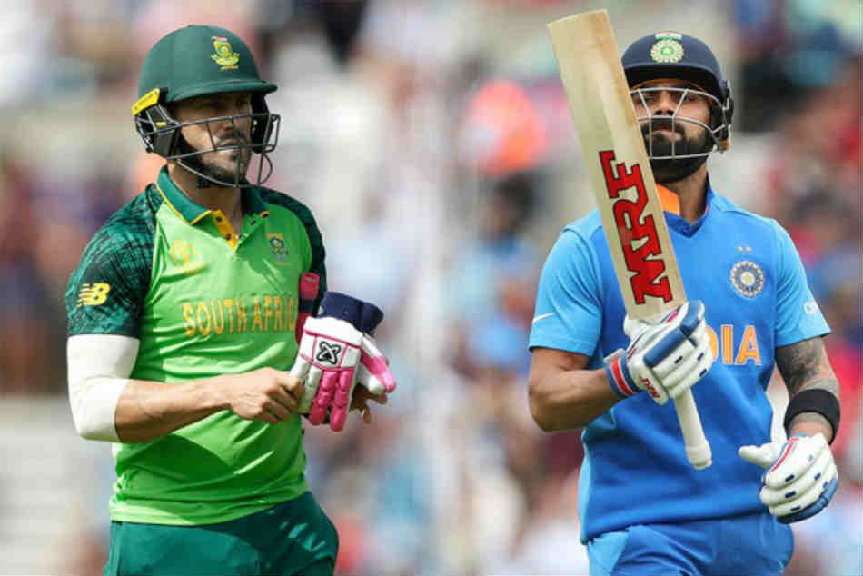 ICC Cricket World Cup 2019: South Africa vs India: India Hold Clear Advantage in Recent Encounters With South Africa
