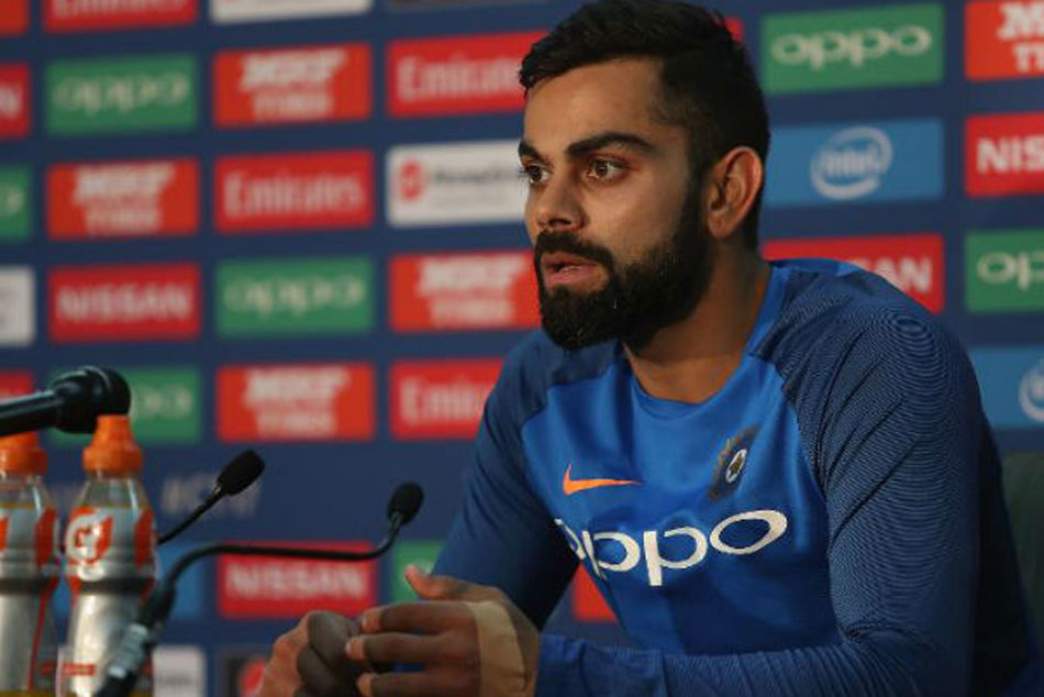 'Intimidating For First Timers': Virat Kohli on India-Pakistan Clash After New Zealand Game Abandoned