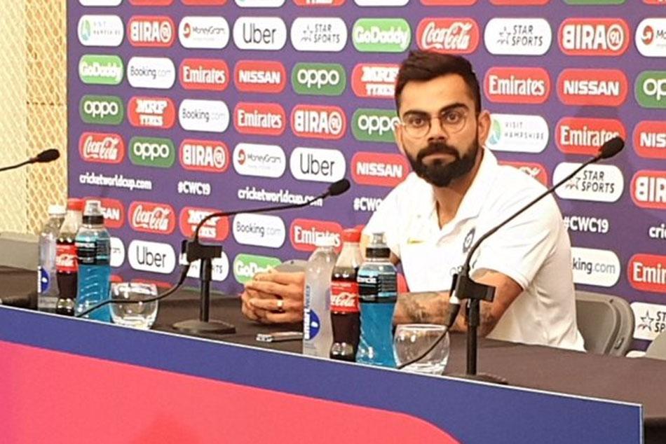Rabada S Immature Jibe Kohli Says He Will Discuss Man To Man