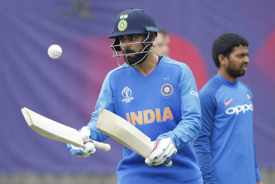 ICC World Cup 2019: ఆప్ఘన్తో మ్యాచ్: కోహ్లీసేనకు ప్రాక్టీస్ మ్యాచ్యేనా?