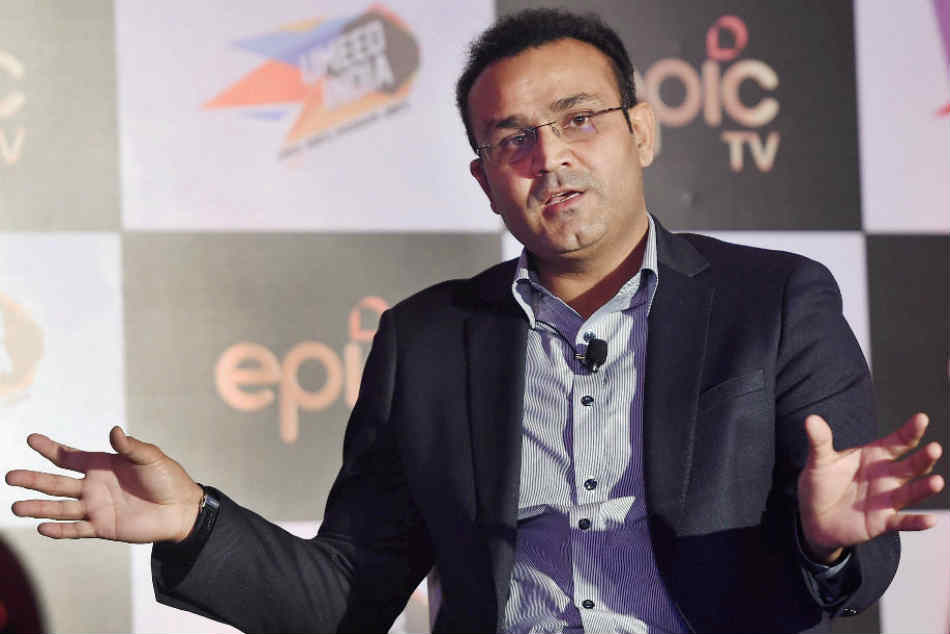 Sky Condition Currently In Manchester Is Better Says Virender Sehwag