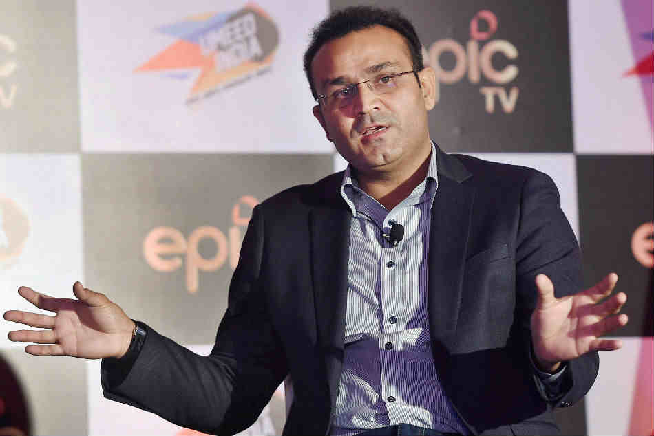 When Sachin Tendulkar Decided To Let Virender Sehwag Sweat