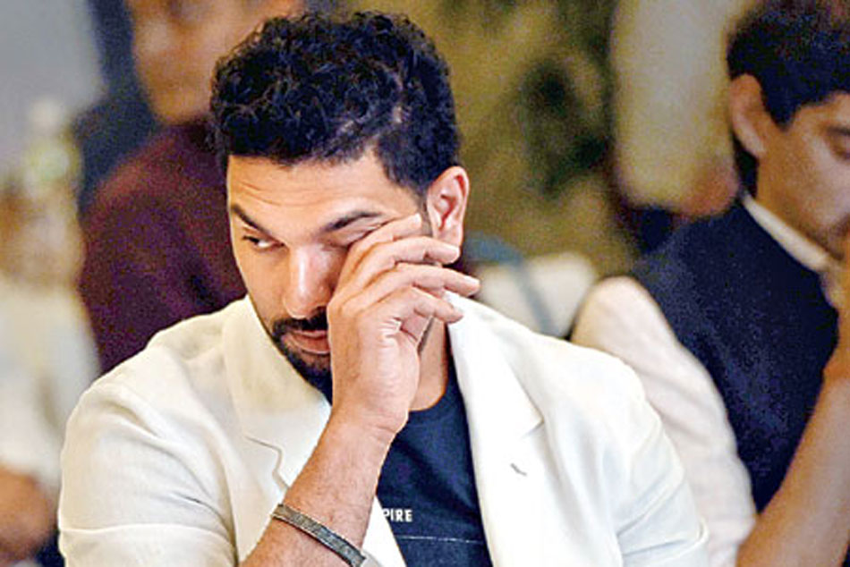 I Was Promised Farewell Game If Failed Yo Yo Test Yuvraj Singh