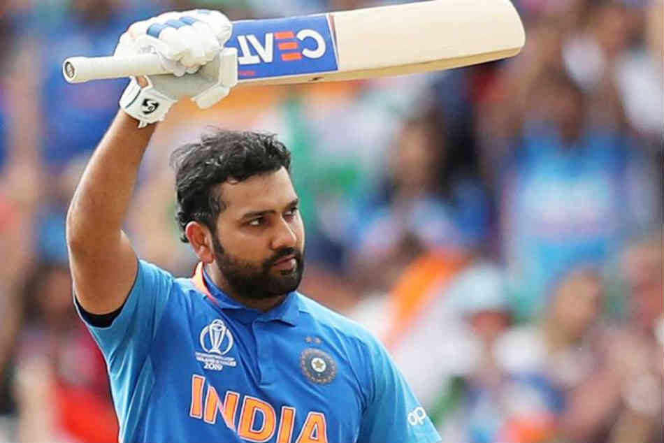 ICC Cricket World Cup 2019: India openar Rohit Sharma Wins 2019 ICC Cricket World Cup Golden Bat
