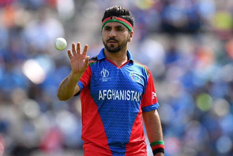 CWC 19: Afghanistan pacer Aftab Alam suspended for one year over allegations of misbehavior with a female guest