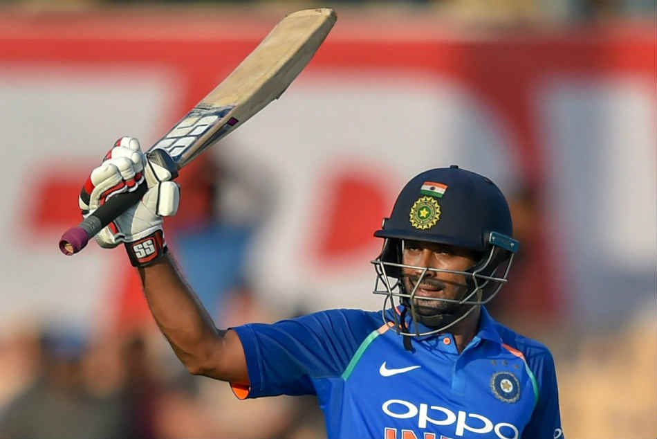 Once again Ambati Rayudu got red signal from selectors as mayank selected to team india