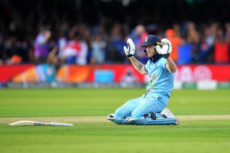 World Cup 2019 Final Should The Overthrow That Gave England An Accidental Six In Final Over Only