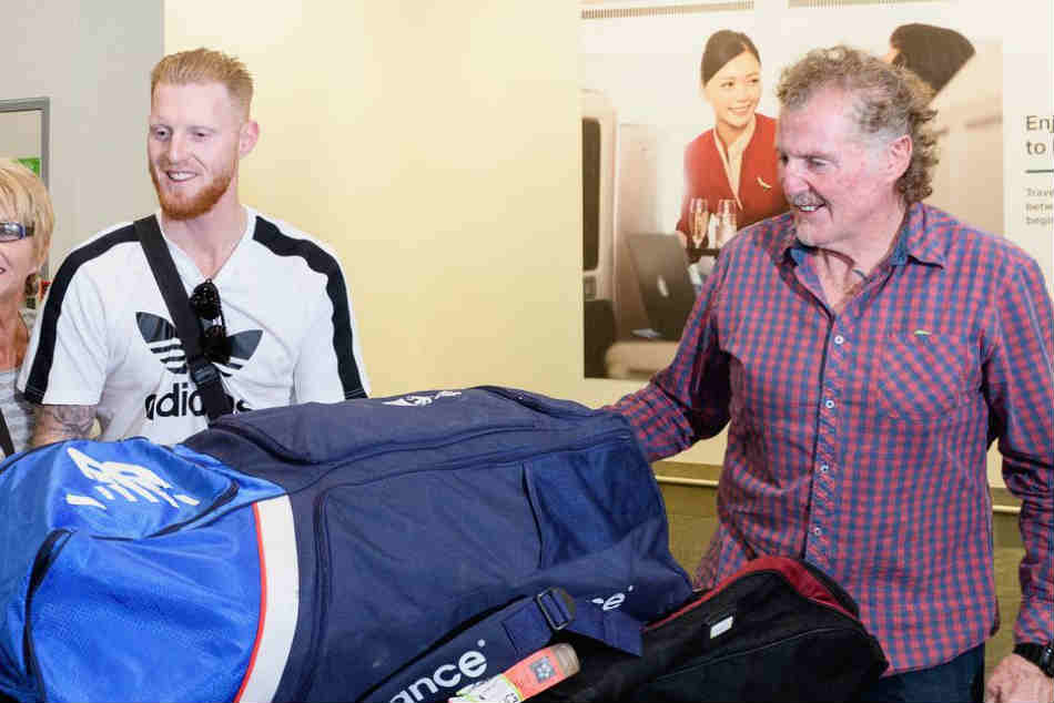 I Could Be The Most Hated Father In New Zealand Says Dad Of Ben Stokes