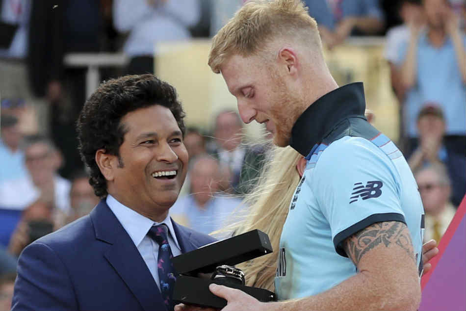 Fans Fume On Twitter After Cricket World Cup Cheekily Compares Sachin Tendulkar With Ben Stokes