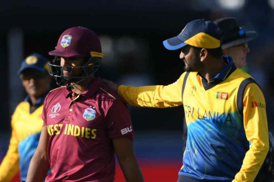 ICC Cricket World Cup 2019, Sri Lanka vs West Indies: Sri Lanka beat West Indies by 23 runs