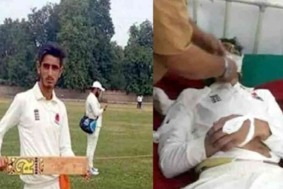 18-year-old Kashmiri cricketer dies after being hit by ball in neck