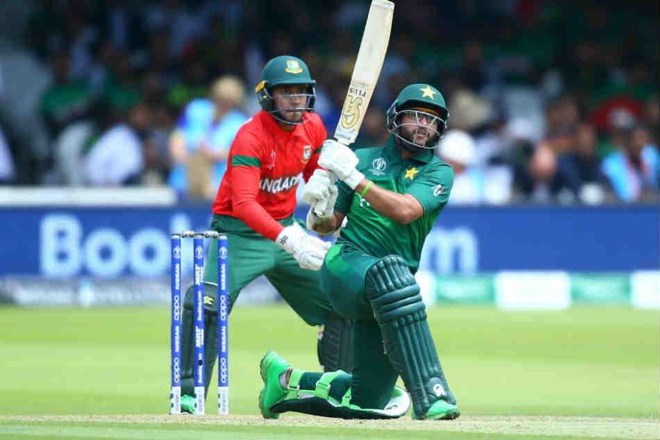Pakistan Vs Bangladesh Live Score Icc World Cup 2019 Match