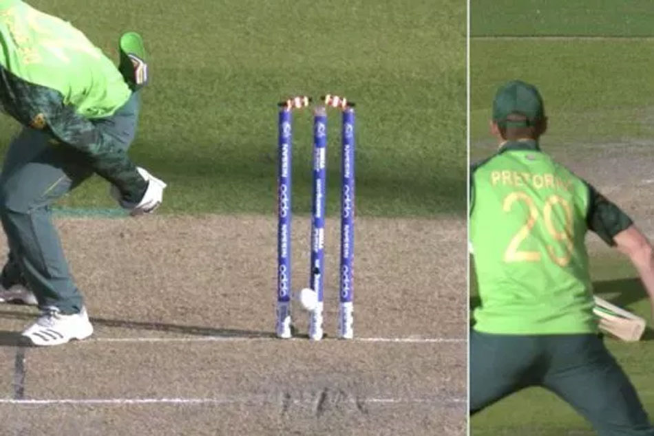 Watch Quinton De Kock Does A Ms Dhoni Maneuvers Throw To Run Out Marcus Stoinis