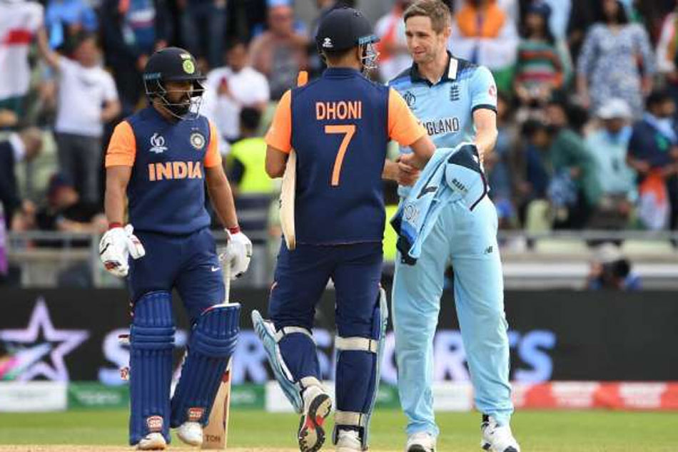 CWC 19: India vs England: Nasser Hussain, Sourav Ganguly slam MS Dhoni and Kedar Jadhav over lack of intent
