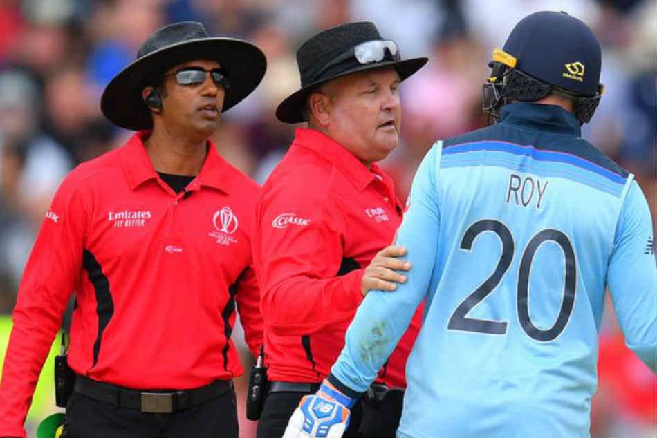 New Zealand Vs England Final Sri Lankan Umpire Kumar Dharmasena Appointed